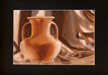 Loredana Melis - olio su cartone telato cm 35x50