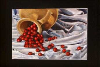 Ludovica Perra - olio su cartone telato cm 35x50