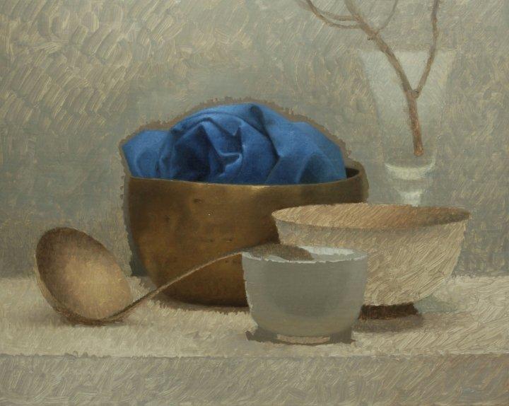 rifinire ceramica bianca