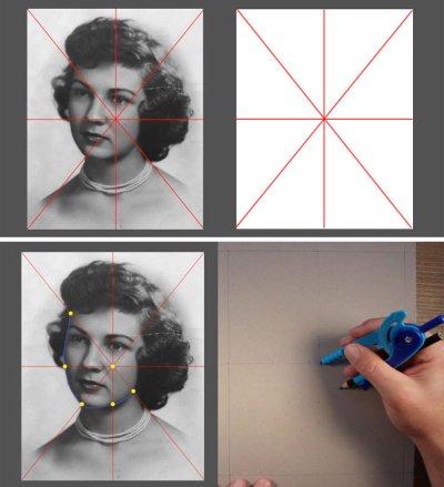disegno per punti