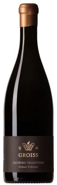 """Grüner Veltliner """"Sauberg"""" Tradition Bottle Image"""