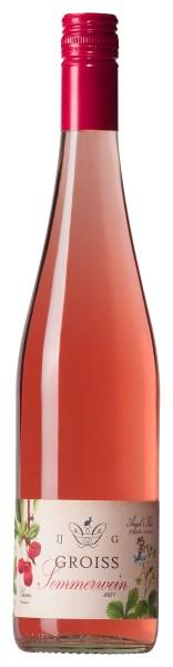 2015 – Sommerwein Bottle Image