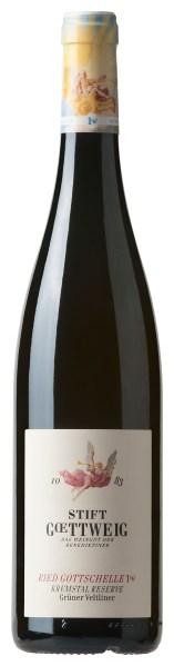 """2015 – Grüner Veltliner """"Gottschelle"""" Erste Lage Reserve Bottle Image"""