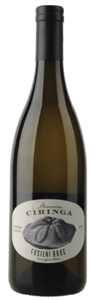 2017 – Sauvignon Blanc Fosilni Breg Bottle Image
