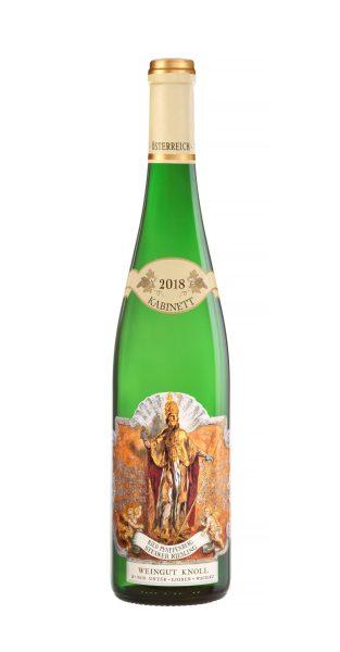 "2018 – Riesling ""Pfaffenberg"" Kabinett Bottle Image"