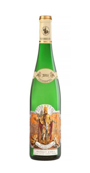 """2015 – Grüner Veltliner """"Kreutles"""" Federspiel Bottle Image"""