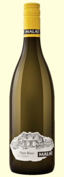 2020 – Pinot Blanc Am Zaum Bottle Image