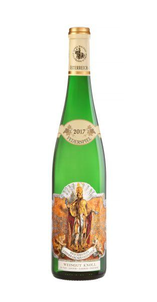 """2014 – Grüner Veltliner """"Kreutles"""" Federspiel Bottle Image"""