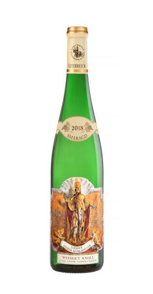 2018 – Loibner Gelber Muskateller Smaragd Bottle Image
