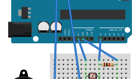 Getting Started with the Arduino – Controlling the LED (Part 2)