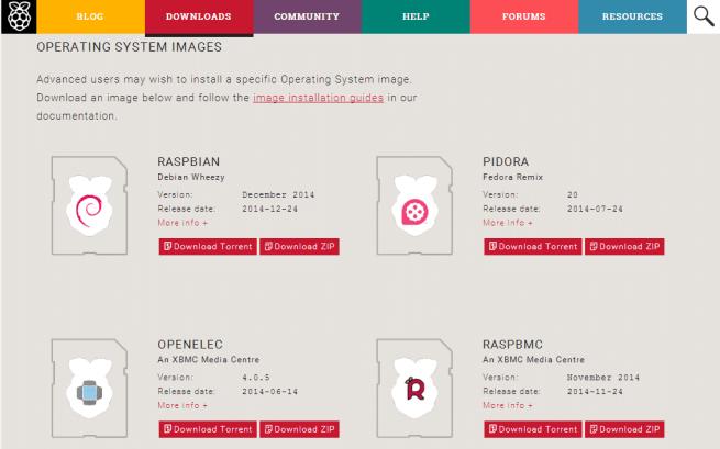 Raspberry Pi ORG Raspberian