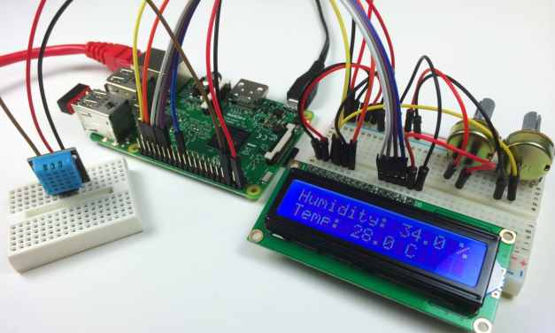 How to Set Up the DHT11 Humidity Sensor on the Raspberry Pi
