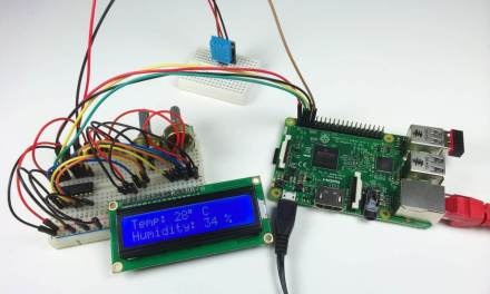 Raspberry Pi I2C LCD Set Up and Programming