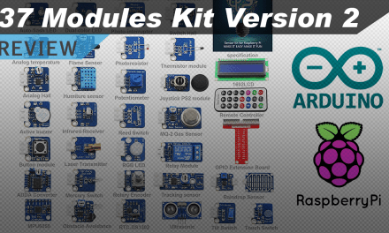 [VIDEO] 37 Sensors and Modules Kit (Version 2) for Raspberry Pi and Arduino