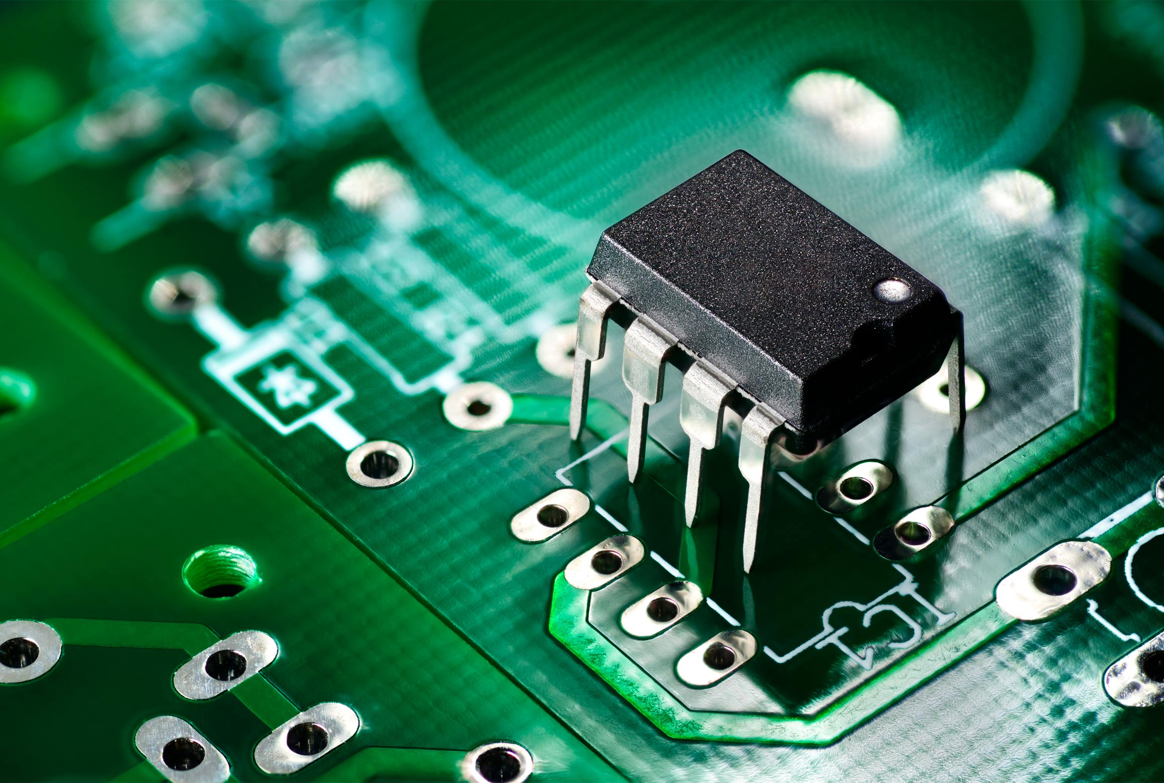 Printed circuit board component