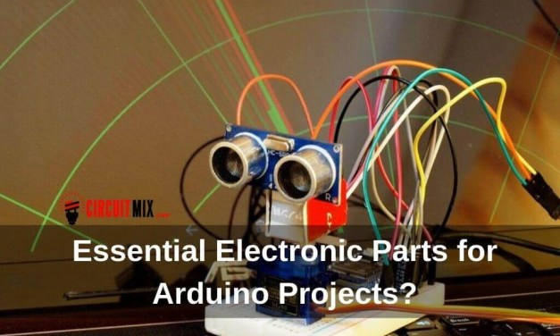 What are the Essential Electronic Parts for Arduino Projects?