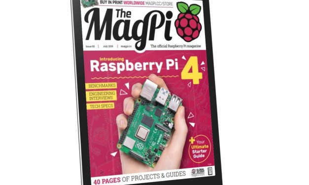 Download Raspberry Pi Magazine