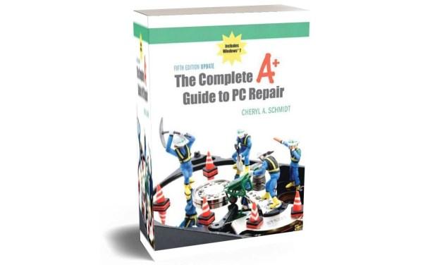The Complete Guide to PC Repair by Cheryl A. Schmidt
