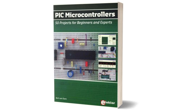 PIC Microcontrollers 50 Projects for Beginners and Experts