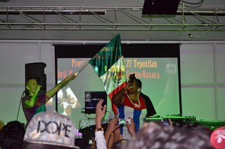 RAP Sin Fronteras 2013