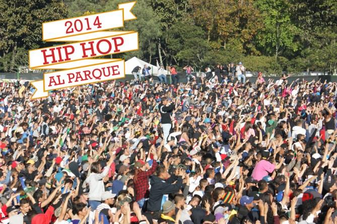 CircuitoAndante - Hip Hop al Parque 2014