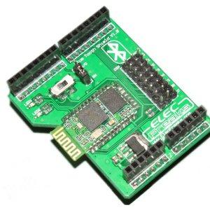 Arduino Bluetooth Shield con HC-05 Master Slave Scheda Espansione bluetooth per Arduino