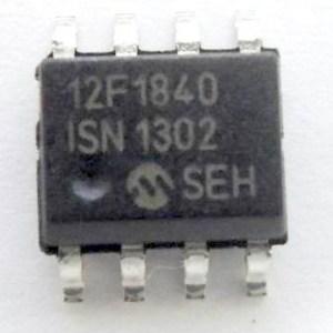PIC12F1840-I/SN IC Circuiti Integrati