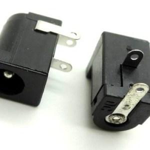 5 Pezzi DC socket, DC-005, 5.5-2.1MM, DC Power Block