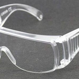 Transparent Soldering Safety Glasses