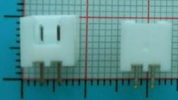 20 Pezzi XH2.54-2P Straight Pins Socket
