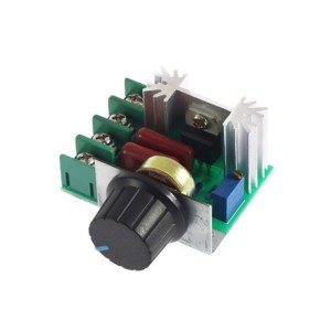 2000W high power electronic Voltaggio Regolatore, silicon controlled dimmer, speed regulation, high Temperatura and reliable