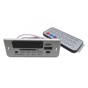 Super Digitale lossless WAV audio decoder board MP3 decoder player FM radio 6-12V