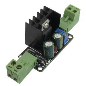 LM317 Voltaggio Regolabile Modulo, Voltaggio Regolabile Modulo 1.5V ~ 37V can be adjusted