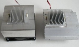 TEC Semiconductor dedicated radiator, heat conduction cooled system cooling assembly, new XS2-90 / cooling chip dedicated cotton