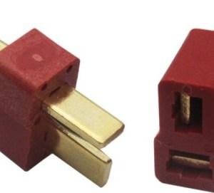10 Pezzi Dean Connettore T plug For ESC Batteria