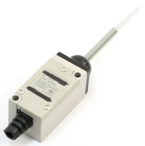 HL-5300 AC 250V 3A Coil Spring Actuator Momentary 1NO 1NC Limit Pulsante