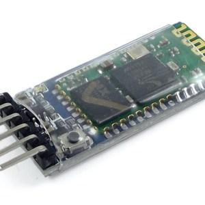 HC-05 Bluetooth Ricetrasmittente Host Slave/Master Modulo Wireless Seriale 6pin