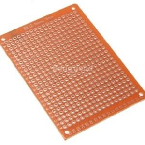DIY Prototipo Paper PCB Universal Experiment Matrix Circuit Board 10x22