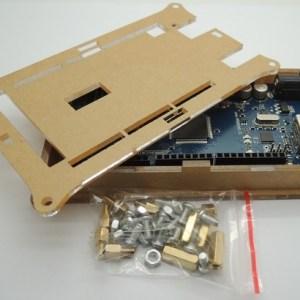 Arduino Mega R3 Enclosure Transparent Case Clear