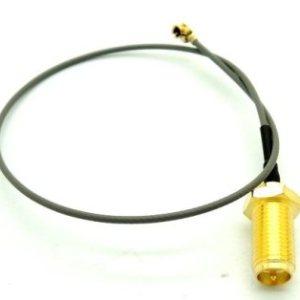 SMA-J to U.FL 20CM Antenna Cavo Inside Screw and Inside Hole