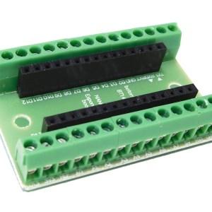 Screw Shield per Arduino Nano V3 Adattatore Morsettiera Scheda Espansione