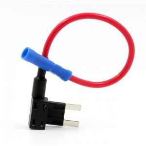 TAP Adapter Mini(ATM APM) Blade Fuse Holder 32V for Auto Car
