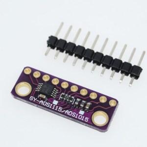 16 Bit I2C 4 Canali ADS1115 Modulo ADC with Pro Gain Amplificatore
