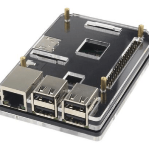 Raspberry PI 5 Pezzi Case 3.5inch