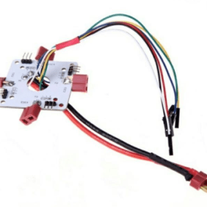 T Plug Power Distribution Board For RC Quadcopter APM PX4 Paparazzi Flight Controller Board RM509 Controllo Remoto Tyos