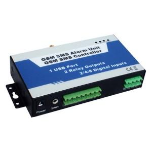 GSM Remote Pulsante SMS Controller 2-canali Controller