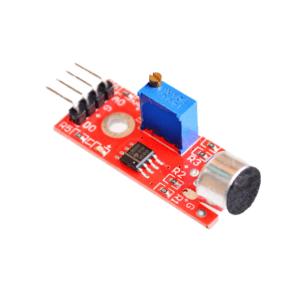 Modulo Sensore Suono Microfono Rilevamento Rumore per Arduino