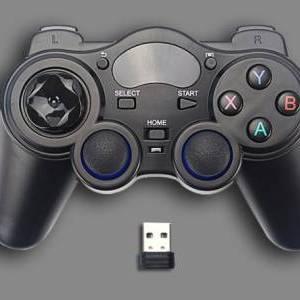 Raspberry Pi 4B / 3B + / Zero W 2.4G Joystick Wireless Gamepad / Console di gioco arcade