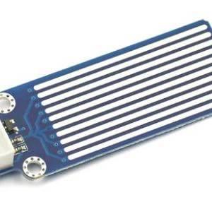 Sensore modulo goccia di pioggia / Modulo rilevamento livello acqua / Modulo aumento acqua Scheda sensore goccia di pioggia