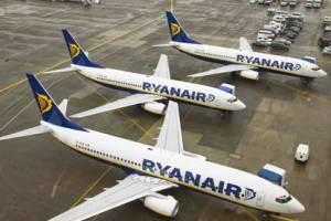 Ryanair Pescara: 375 nuovi posti di lavoro